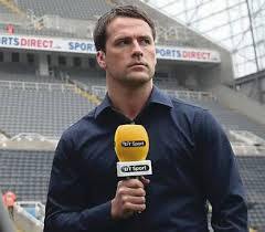 Michael wonders why everyone has suddenly left the stadium.
