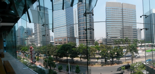 A school with a view.