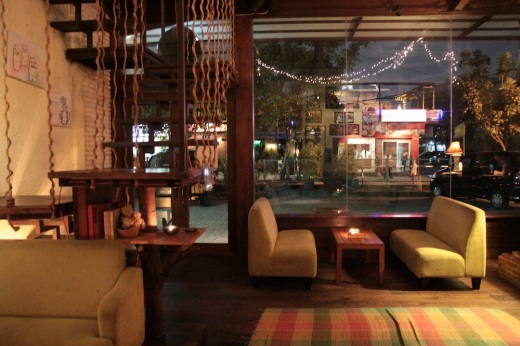Treehouse, the place for cool kids in Kemang.