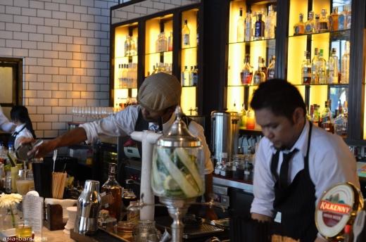 loewy bar staff