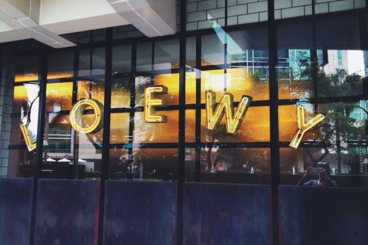 Loewy sign