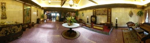 Puri Artha entrance