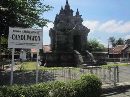Borobodur Candi Pawon