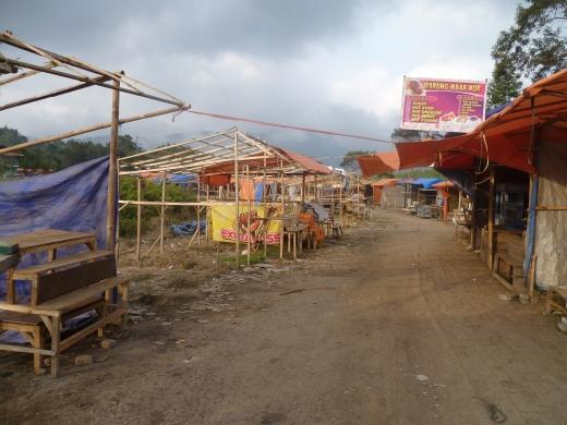 Dieng sulphur mines market